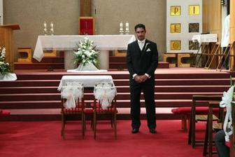 Drahý pred oltárom....