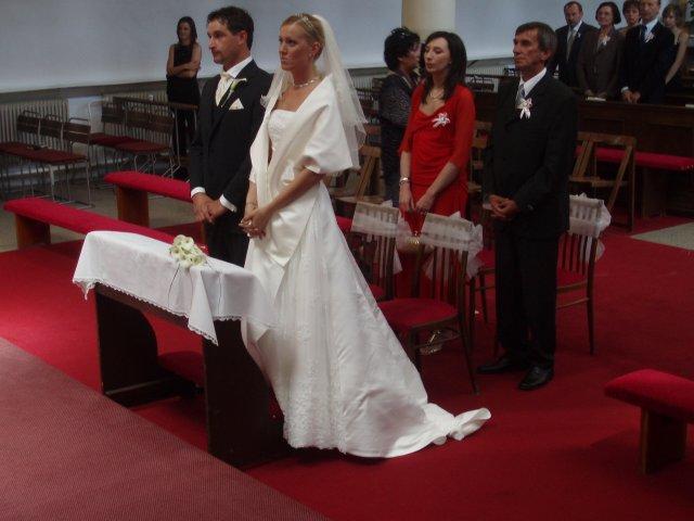 ZLATICA ŚURINOVÁ{{_AND_}}PAOLO VALLI - Naši svedkovia....manžel má sestru a ja krstného...