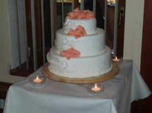 Naša nádherná a vynikajúca torta!