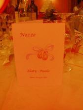 14.7.2007 svadobná večera v Taliansku..