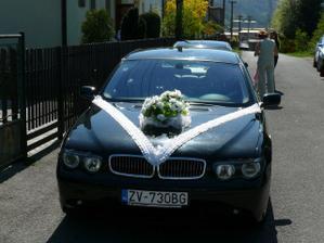 naše utíčko na svadbe