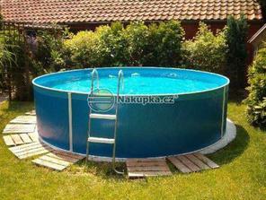 bazén už máme doma :-)