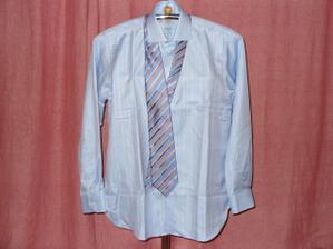 Košie s kravatou pro Romana bez Romana :-)