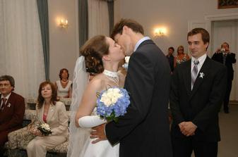 První manželský :-)
