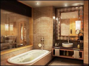 Rustikálne kúpelky sa mi hrozne páčia, ale finančne je to hotová samovražda :D