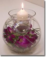 Sviecky.. kvietky. .kamienky vsetko v skle pripadne vo vode nesmie chybat:))