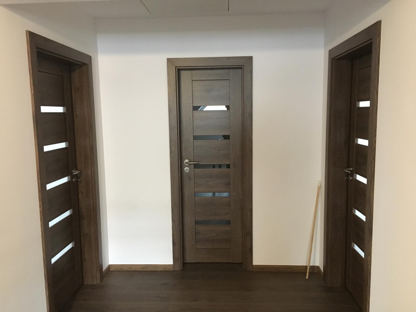 Elegantné rámové dvere Pol-Skone Arco - Interiérové dvere Arco, povrchová úprava Eco Top: Dub Nugát