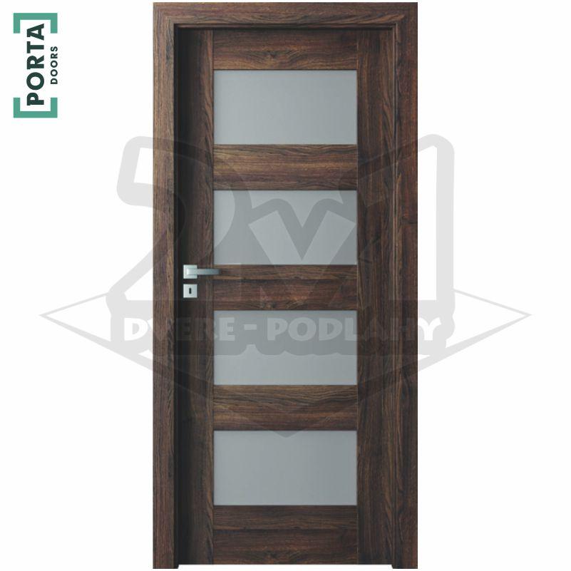 Akciové dvere so zárubňou za skvele ceny - 2v1 Dvere Podlahy - Verte Premium A4