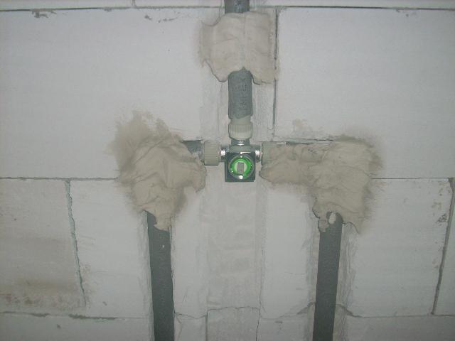 Chalupa - Podomietkova bateria sprchoveho kutu