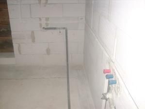 Kuchyna a privod vody do exterieru