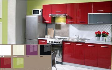 tato kuchyň v zelené barvě se líbí manželovi
