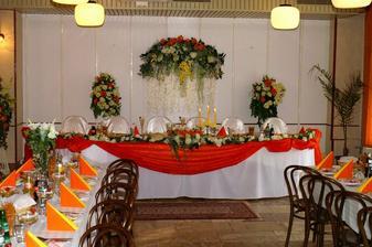 naš hlavný stol