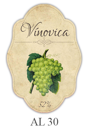 Etikety na alkohol - vyrezávané - Obrázok č. 2