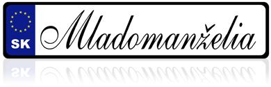 Svadobné značky - ŠPZ - Obrázok č. 3