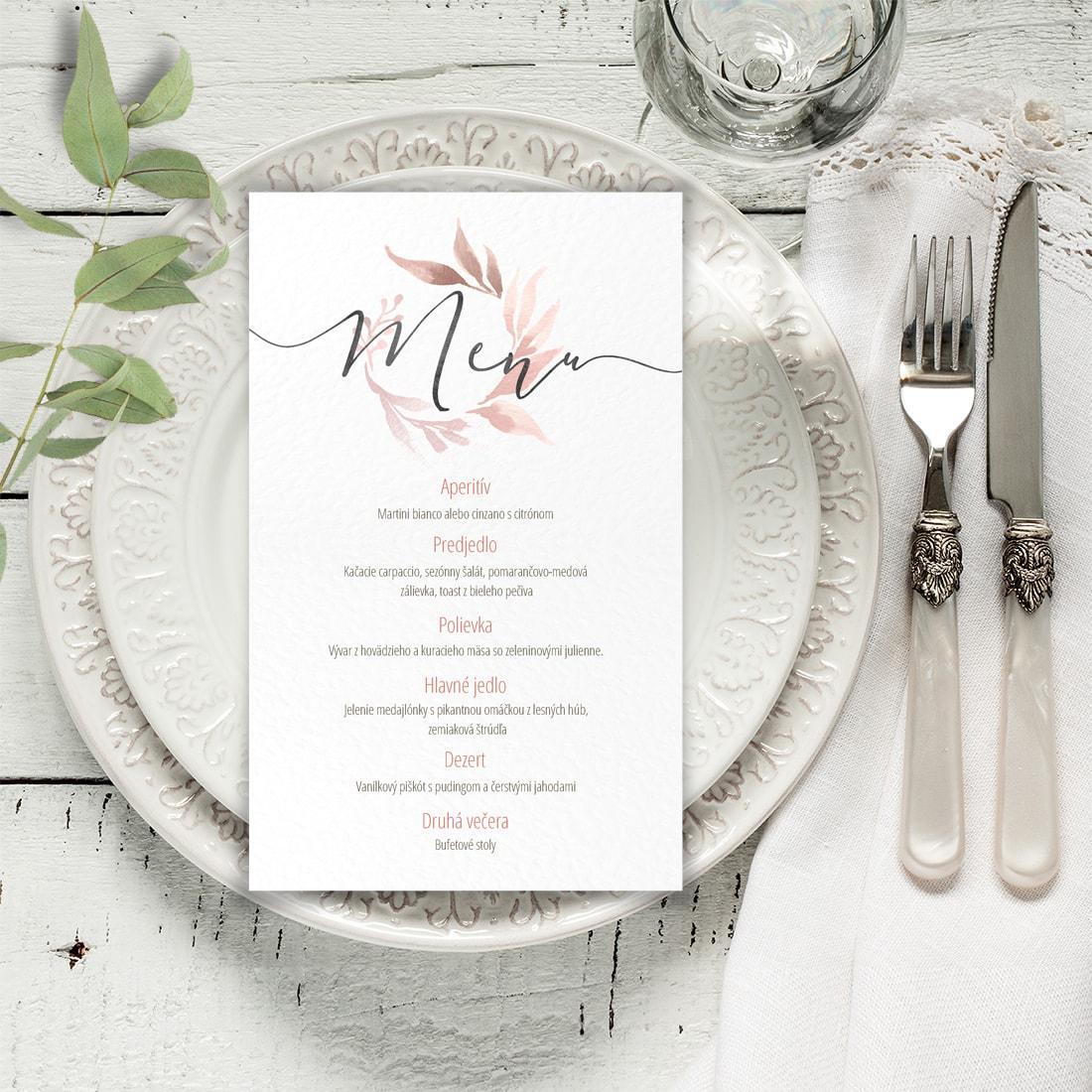 Svadobné menu - Obrázok č. 6