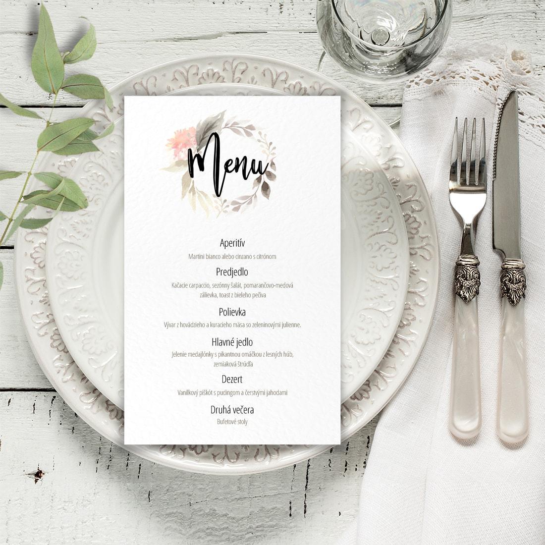 Svadobné menu - Obrázok č. 8