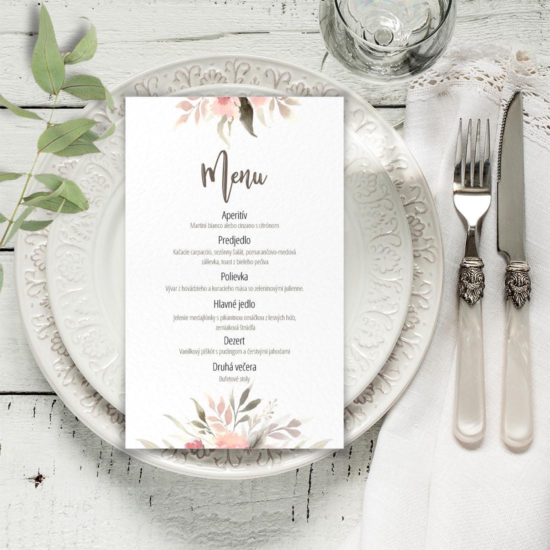 Svadobné menu - Obrázok č. 9