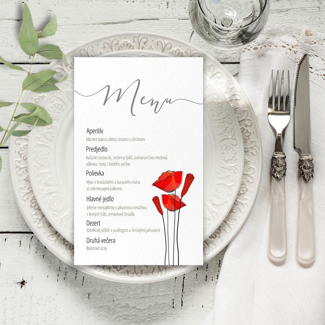 Svadobné menu - Obrázok č. 10