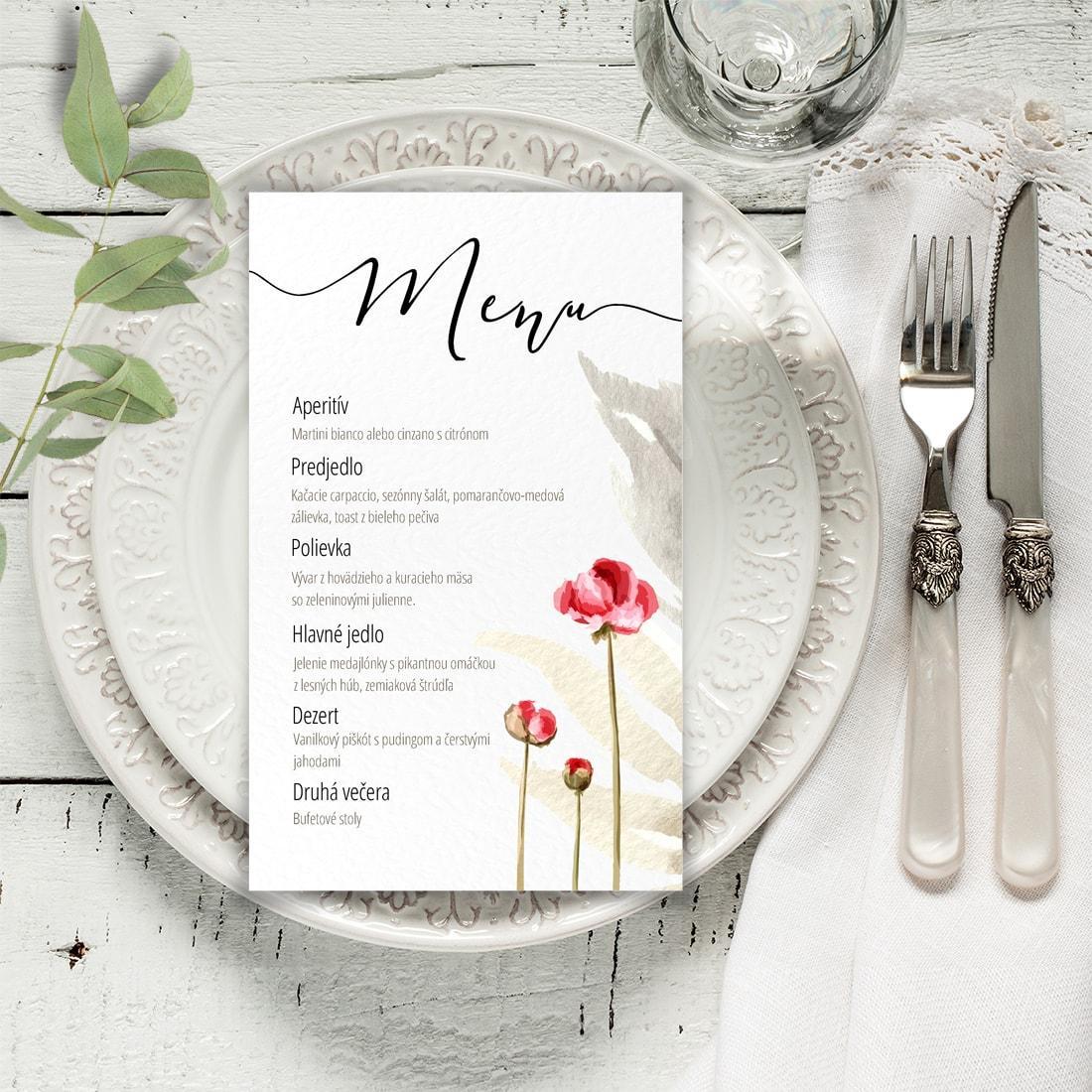 Svadobné menu - Obrázok č. 11