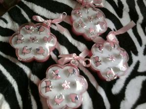 dárečky pro mé malé družičky..