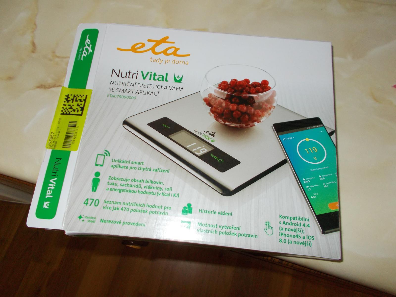 Eta nutri vital vaha - Obrázok č. 1