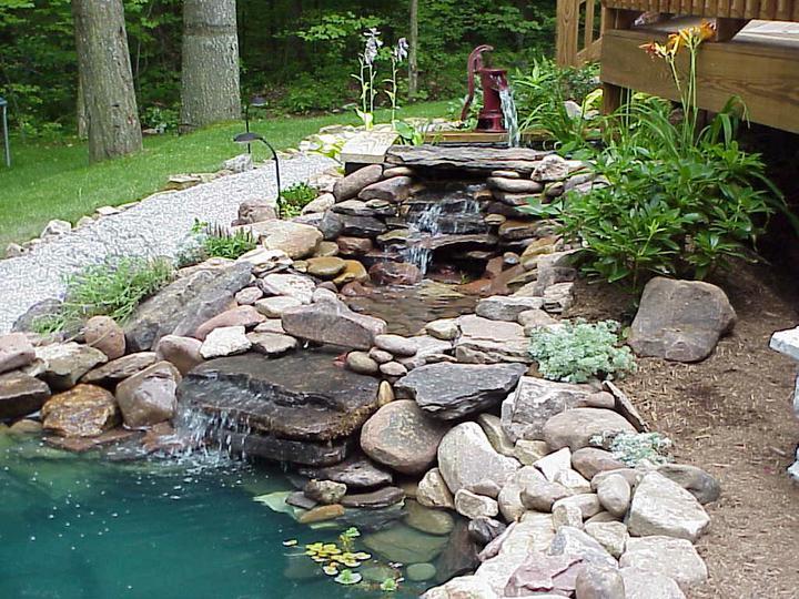 Voda v záhrade - Obrázok č. 171
