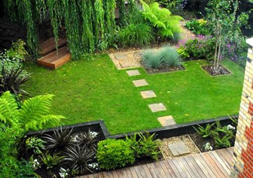 Zahrada - inspirace - Obrázek č. 54