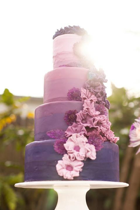 Svadba v štýle OMBRE - Obrázok č. 86