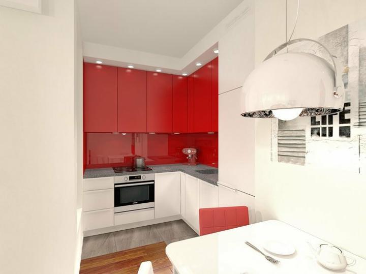 Kuchyně, které mě inspirují..a moje věčné dilema.. - Obrázek č. 14