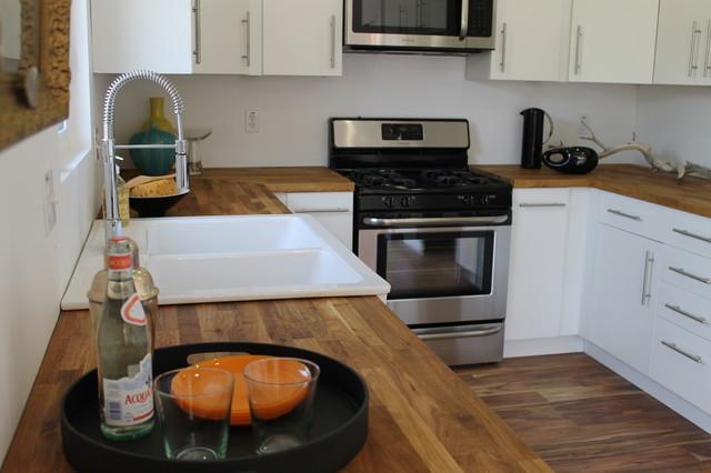 Kuchyně, které mě inspirují..a moje věčné dilema.. - Obrázek č. 19