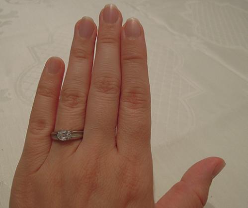 ♥ 22 dni ♥ do svadby a moje zlaticko mi dnes urobilo taketo prekvapenie :) - Obrázok č. 3