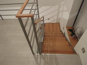 schody na horne poschodie