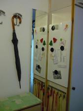 Zrcadlo Bonett z Ikey. :)