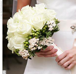 Naša vysnívaná svadba - Krásne kvety