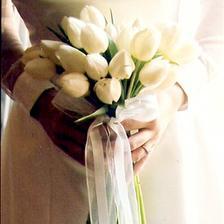 kytička pro nevěstu varianta 2