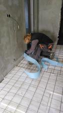 priprava pred zalievanim betonu