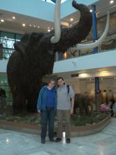 na výletě za mamutem :))