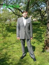 Oblek už máme :))
