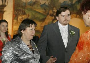 Ženich s mamkou