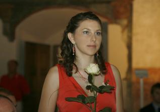 Svědkyně Markétinka :-))