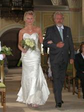 Tatínek si vede nevěstu