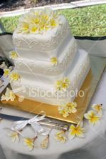 naša tortička bude úplne iná ale vychádzali sme z toho, že bude štvorcová a 3-poschodová