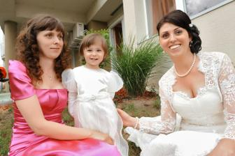 mojou sestrou a neterkou