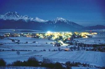 ...nase mesto v zime...