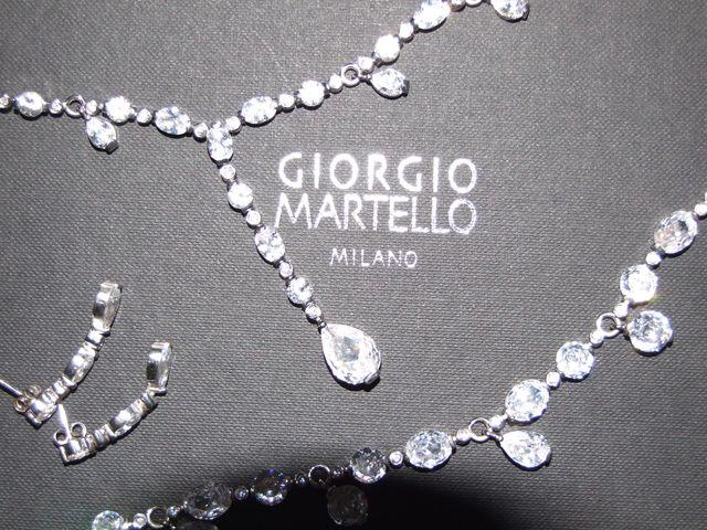 Tužba po dokonalosti - a môj svadobný náhrdelník ktorý sa bude dediť z generácie na generáciu je z pravých kameňov