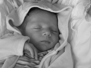 naš najvetší pokladík Marek Alexander narodil sa 16.6.2009 mesiac aj 3 dni pred prvým výročím našej svadby :)