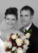 svadobny par