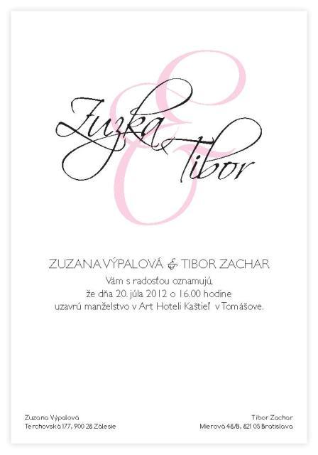 Zuzka{{_AND_}}Tibor - Obrázok č. 3