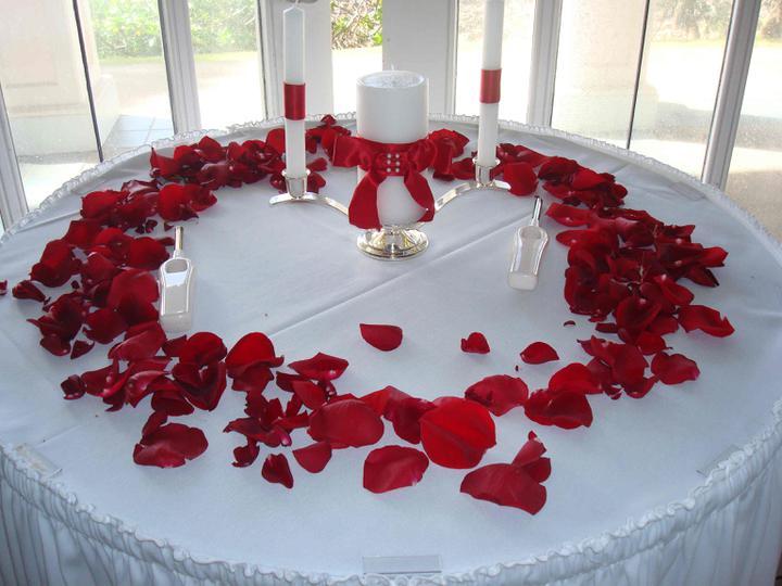 Romantic decorations :) - Obrázok č. 24