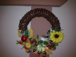 tak toto je môj prvý výtvor...jesenný motív...